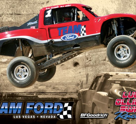 Lugo Olliges – Team Ford – Racing Calendar