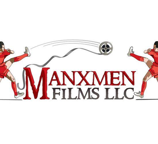 Manxmen Films LLC logo design